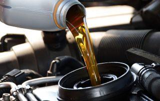 Экспресс замена масла в двигателе