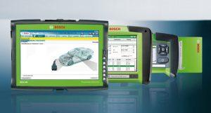Оборудование Bosch на СТО в Минске