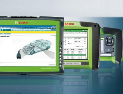 Оборудование Bosch для сервисного обслуживания авто