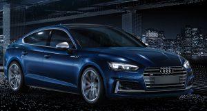 Замена амортизаторов Audi на СТО