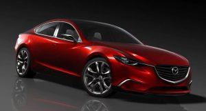 Замена амортизаторов Mazda на СТО в Минске