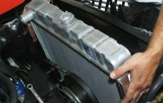 Антифриз в подарок при замене радиатора